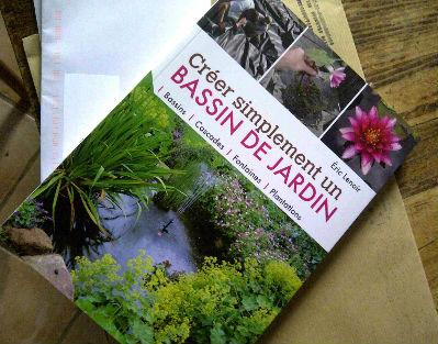 Cr er simplement un bassin de jardin boutique - Creer son jardin en ligne ...